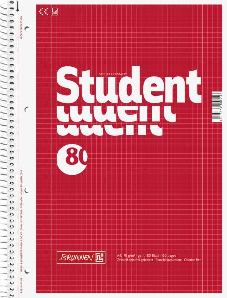 Baier & Schneider Collegeblock A4 Lin.28 80Blatt
