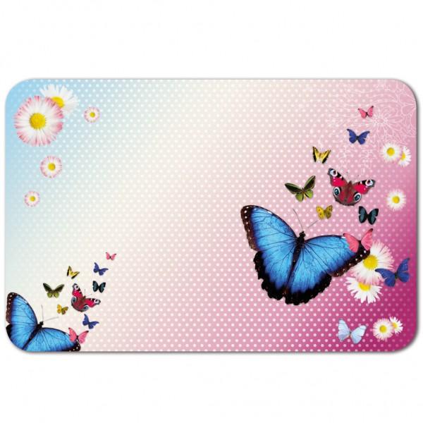 """Roth Schreibunterlage 59x39cm """"Butterfly"""""""