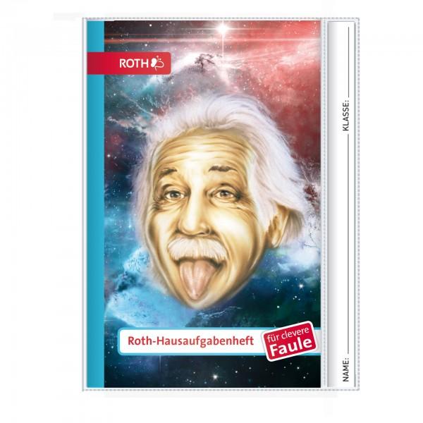 """Roth Hausaufgabenheft Teens für clevere Faule """"Einstein"""""""
