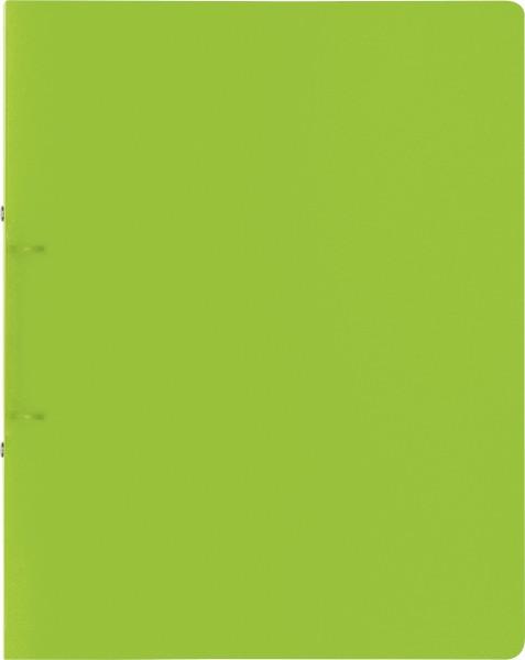 Baier & Schneider Ringbuch A4 FACT! 2R 25mm kiwi grün