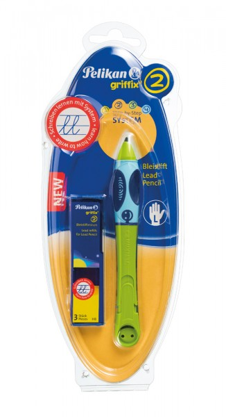 Pelikan Griffix Bleistift Linkshänder Green