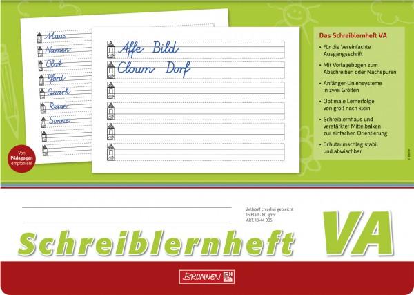 Baier & Schneider Schreiblernheft A4 Lin.VA