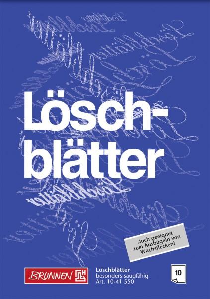 Baier & Schneider Löschblattblock blanko A5 10Blatt