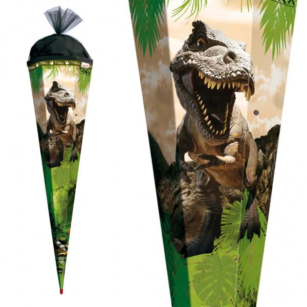 "Roth Schultüte ""Tyrannosaurus"" 85cm Sound & Spezialborte"