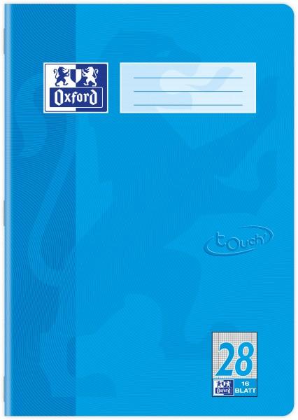 Hamelin Schulheft Touch A4 Lin.28 16Blatt