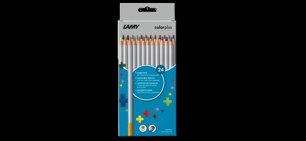 C. Josef Lamy LAMY colorplus Farbstifte