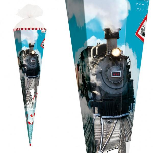 "Roth Schultüte ""Lokomotive"" 85cm Special Design"