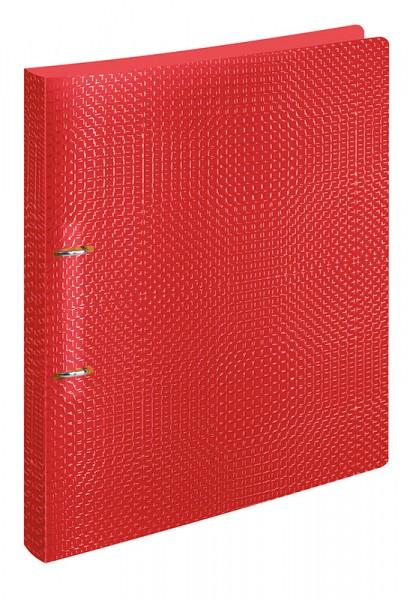Veloflex Ringbuch A4 VELOCOLOR rot
