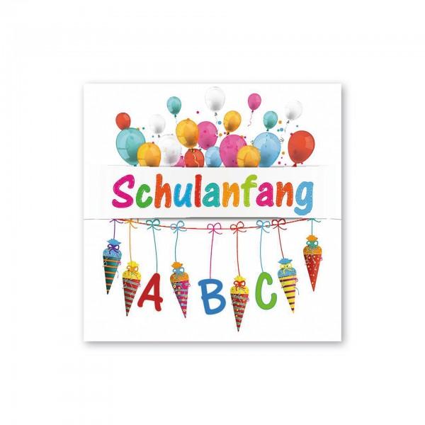 """Roth Servietten """"Schulanfang"""""""