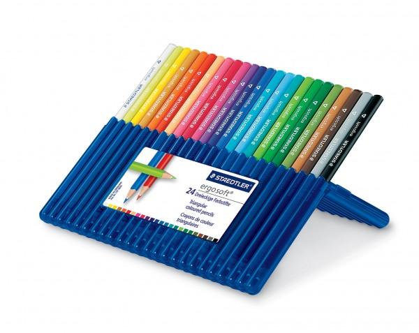STAEDTLER Farbstift ergosoft 157 24er-Box