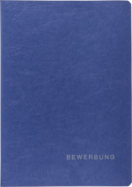 Baier & Schneider Bewerbungsmappen 3-teilig Karton mit Lederstruktur