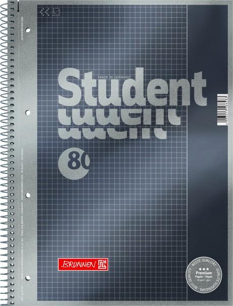 Baier & Schneider Collegeblock A4 Lin.26 90g Premium