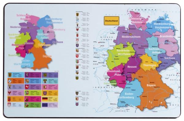 Pagna Schreibunterlage Deutschland 54x36cm