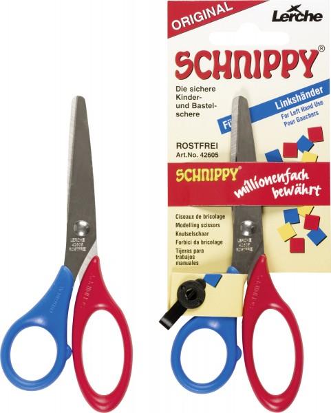 Baier & Schneider Linkshänder Bastelschere Schnippy 13cm