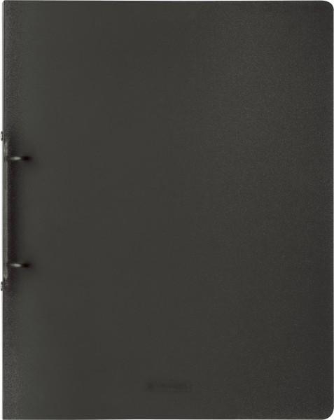 Baier & Schneider Ringbuch A4 FACT! 2R 16mm onyx