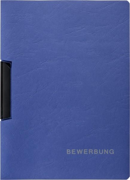 Baier & Schneider Bewerbungsmappe 2-teilig Karton mit Clip