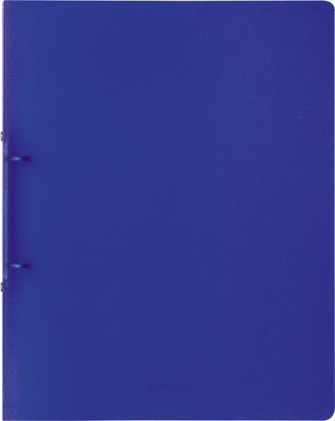 Baier & Schneider Ringbuch A4 FACT! 2R 16mm blau