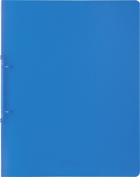 Baier & Schneider Ringbuch A4 FACT! 2R 25mm azur blau