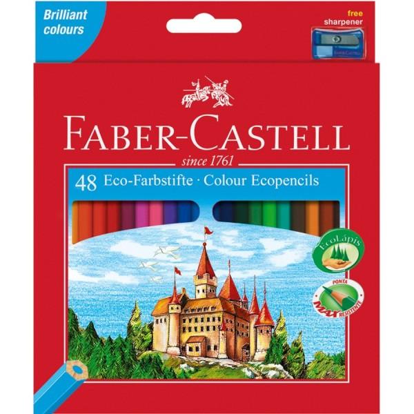 A.W. Faber-Castell Buntstift Castle 48er