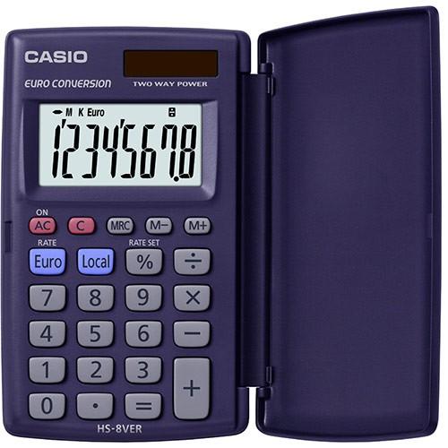 CASIO Taschenrechner HS-8VER