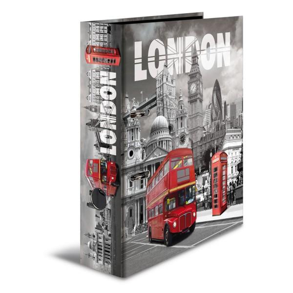 HERMA Ordner A4 70mm TrendCities London