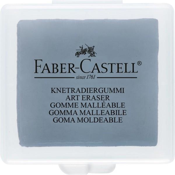 A.W. Faber-Castell Radierer Knetgummi grau