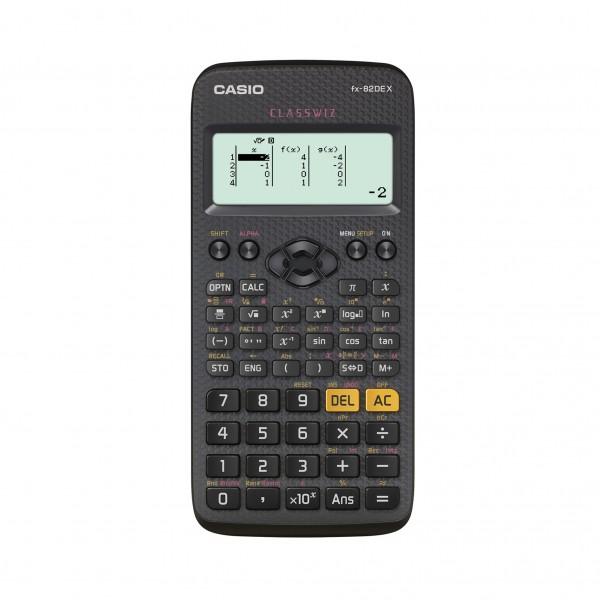 CASIO Taschenrechner FX-82DE X