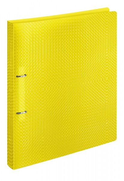 Veloflex Ringbuch A4 VELOCOLOR gelb