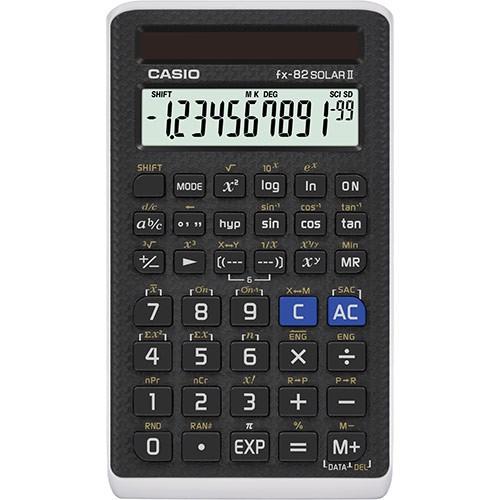 CASIO Taschenrechner FX-82 SOLAR II