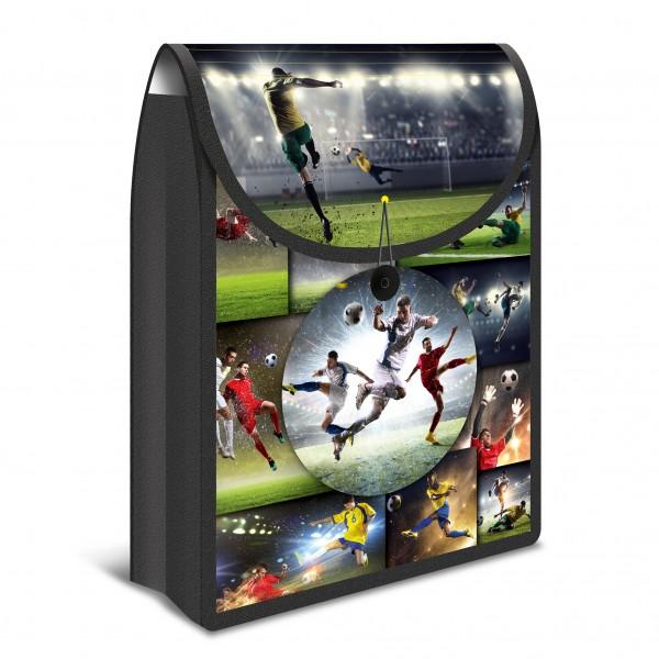 HERMA Heftsammler A4 FlexiBag Football