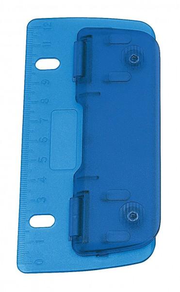 WEDO Taschenlocher Kunststoff 3Blatt
