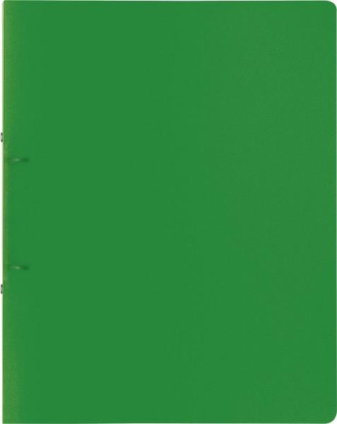 Baier & Schneider Ringbuch A4 FACT! 2R 16mm grün