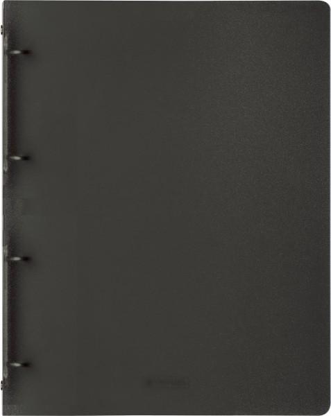 Baier & Schneider Ringbuch A4 FACT! 4R 16mm grau