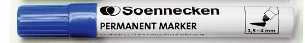Soennecken eG Permanentmarker Rundspitze