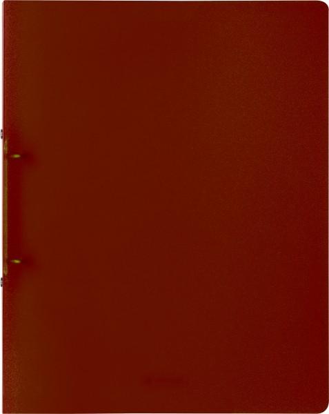 Baier & Schneider Ringbuch A4 FACT! 2R 25mm braun