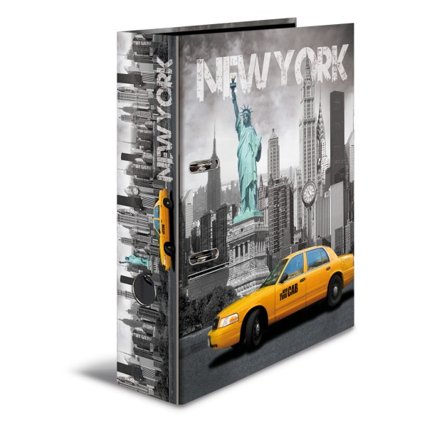 HERMA Ordner A4 70mm TrendCities New York