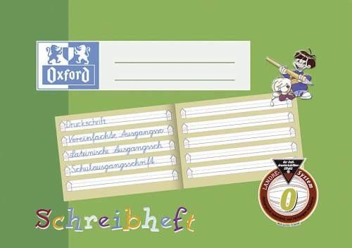 Schulheft A5quer Lin.0 16Blatt
