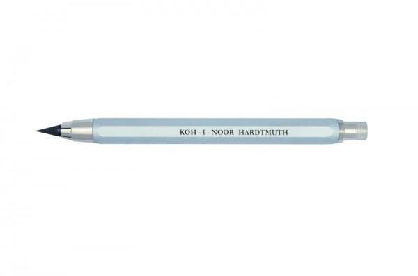KOH-I-NOOR Druckbleistift Metall 5,6mm mit Minenspitzer