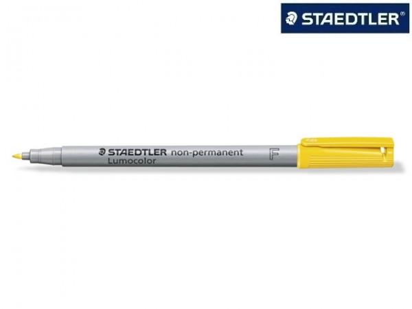STAEDTLER Folienstift Lumocolor F non-permanent