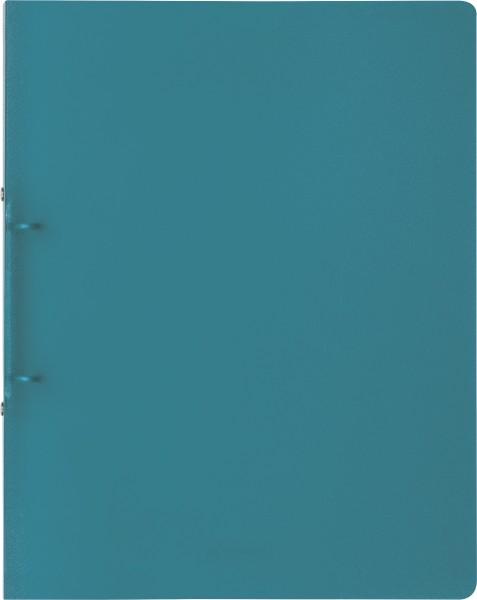 Baier & Schneider Ringbuch A4 FACT! 2R 16mm türkis
