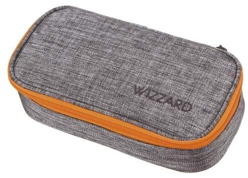 """Schneiders-Vienna Walker Pencil Box Wizzard """"Grey Melange"""""""