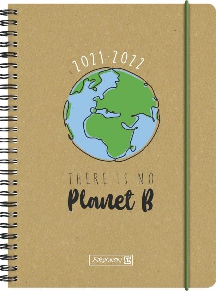 Schülerkalender 21/22 A5 2Seiten=1Woche RL NoPlanetB