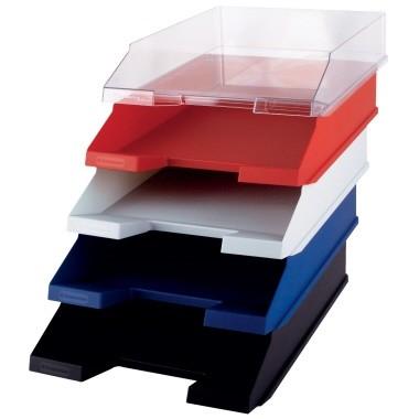 Soennecken eG Briefablage DIN A4 Polystyrol