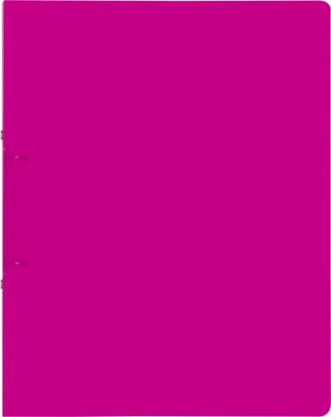 Baier & Schneider Ringbuch A4 FACT! 2R 16mm pink