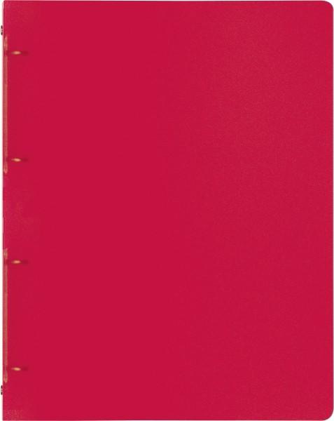 Baier & Schneider Ringbuch A4 FACT! 4R 16mm rot
