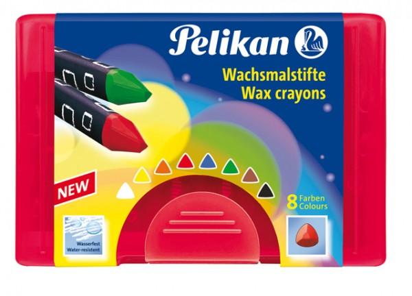 Pelikan Wachsmalstift 665/8 wasserfest
