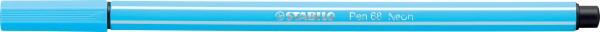 STABILO Fasermaler Pen 68 neon Farbauswahl