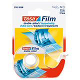 tesa Klebefilm Tesafilm doppelseitig mit Einwegabroller
