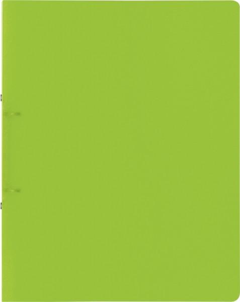 Baier & Schneider Ringbuch A4 FACT! 2R 16mm kiwi grün