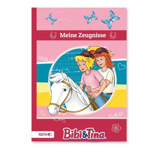 "Roth Zeugnismappe Design ""Bibi & Tina"" 10Hüllen"